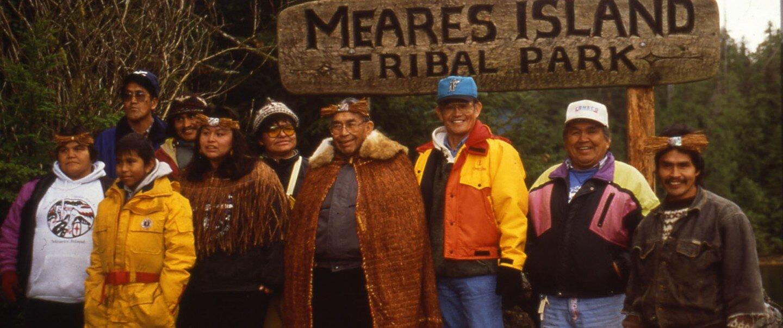 Meares Island Tribal Park Reunion