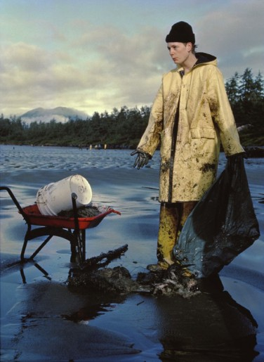 1989 Nestucca oil spill in Clayoquot Sound