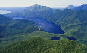 Hesquiat Lake. Photo by Adrian Dorst