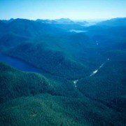 Megin Lake, Clayoquot Sound, Strathcona Provincial Park