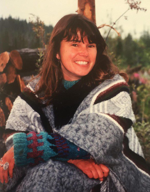 julie-draper-1993-peace-camp-clayoquot-sound2