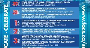 Clayoquot Salmon Festival 2019